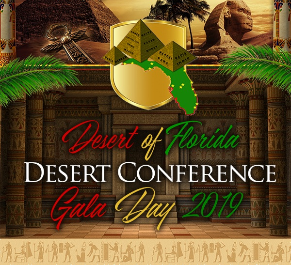 Desert Conference / Gala Day 2019